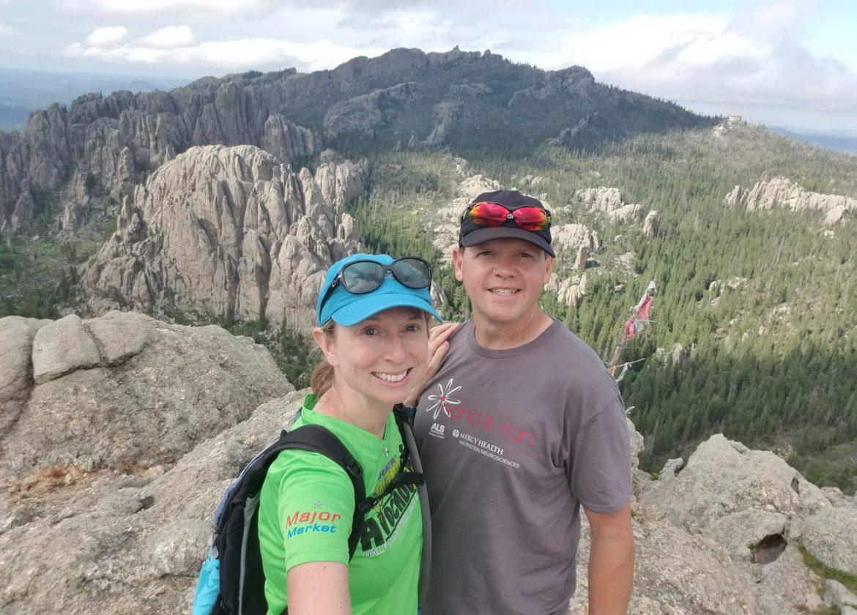 Hiking Black Elk Peak